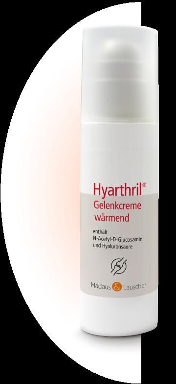 Hyarthril Gelenkcreme wärmend